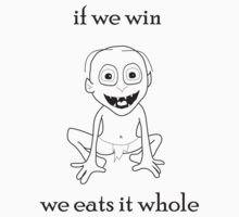 Smeagol-If We Win We Eats It Whole by nimp3