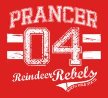 Prancer Reindeer Rebel by Jesse Cain