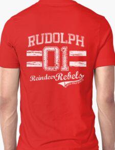 Rudolph Reindeer Rebel T-Shirt