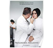 Prognosis Negative Theatrical Poster Poster