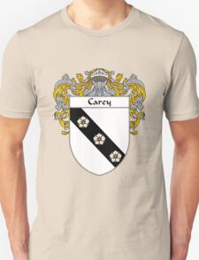 Carey Coat of Arms/Family Crest T-Shirt
