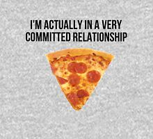 Funny Pizza Relationship Unisex T-Shirt