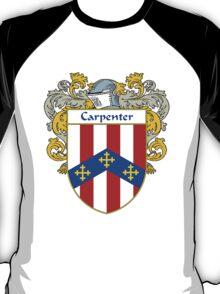 Carpenter Coat of Arms/Family Crest T-Shirt