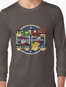 Kick-Ass 2: Justice Forever Long Sleeve T-Shirt