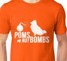 Poms Not Bombs Unisex T-Shirt