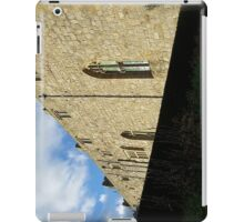 Chirk Castle Garden Wall iPad Case/Skin