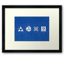 Nintelligent Design Framed Print
