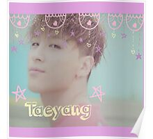 Taeyang ~ Big Bang Poster