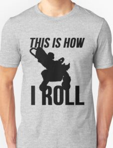 Baby Stroller - This is How I Roll T-Shirt