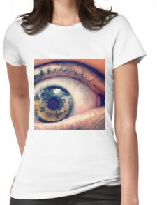 REM Womens Fitted T-Shirt