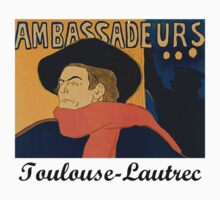 Toulouse Lautrec - Aristide Bruant by William Martin