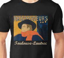 Toulouse Lautrec - Aristide Bruant Unisex T-Shirt