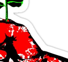 Bleeding Love Sticker