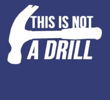 HAMMER : This is not a drill by Alan Craker
