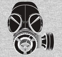 A Gassy Gas Mask by BMRoseberry