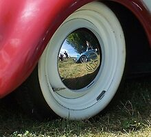 Reflections on Vintage VWs by VWScully