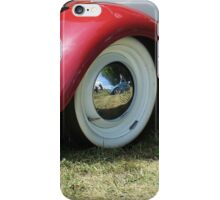 Reflections on Vintage VWs iPhone Case/Skin