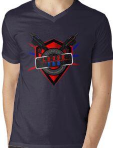 Stinson Legendary Laser Tag Championship Mens V-Neck T-Shirt