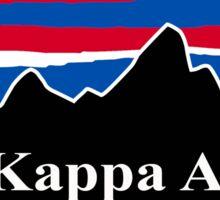 Phi Kappa Alpha Sticker