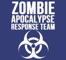 CDC Zombie Apocalypse Response Team by mralan