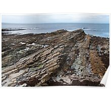 Orkney coast Poster