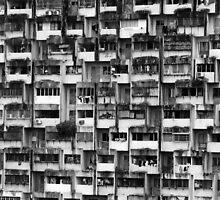 Appartment living Kuala Lumpa Style by Neil Mouat