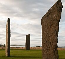 Standing Stones of Stennis by donberry