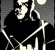 Blade Runner by JohnnyRedshift
