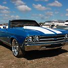 SS Chevelle Convertible by Keith Hawley