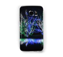 Arboretum Holidays Lights Samsung Galaxy Case/Skin