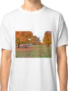 Autumn Playground Classic T-Shirt