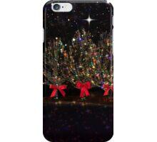 Tree Decoration iPhone Case/Skin
