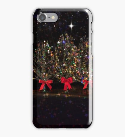 Tree Decoration iPhone Case/Skin