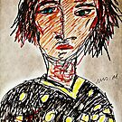 Wickedly weird woman by Diane  Kramer