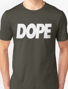 Dope Logo White Ink | Hope4Pope.org T-Shirt