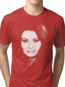 belle sofia Tri-blend T-Shirt