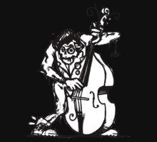 Upright Bassist 4 by apocalypsebob