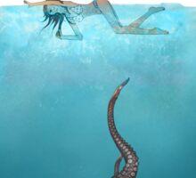 Hentai tentacles Sticker