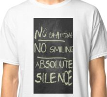 Rules of the house Classic T-Shirt