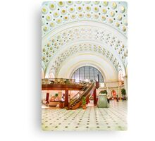 Stylish Station II Canvas Print