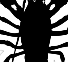 Lobster Silhouette Sticker
