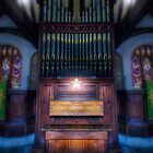 Dream Mirror Organ by Ian Mitchell