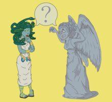 Medusa VS Angel Kids Tee