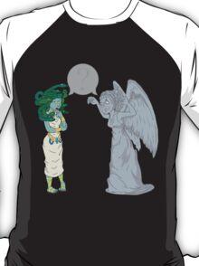 Medusa VS Angel T-Shirt