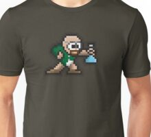 8-Bit Mr. White Unisex T-Shirt