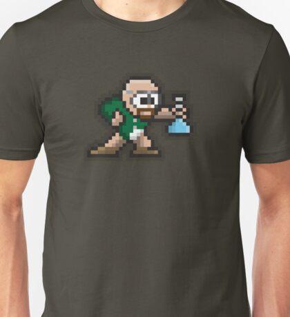 8-Bit Mr. White Unisex T-Shirt