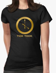 Catching Fire Tick Tock Shirt  T-Shirt