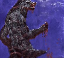 Metis - blood and moon by Furiarossa