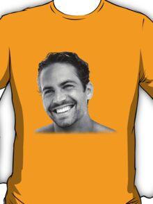 Paul Walker Tribute T-Shirt