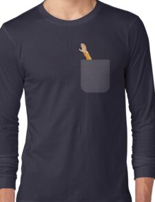 Toy Story Woody's Arm in Al's Pocket Long Sleeve T-Shirt